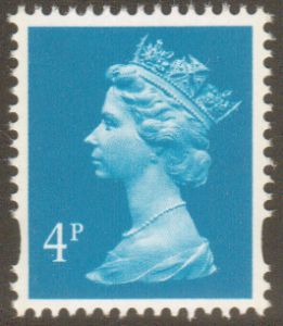 Y1669 4p New Blue 2 Bands